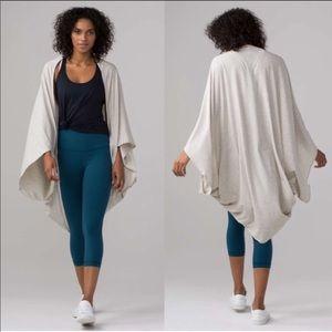 Lululemon light weight shawl